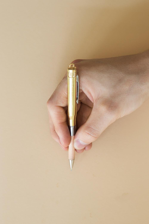 Kulspetspenna Ballpoint Pen Mässing