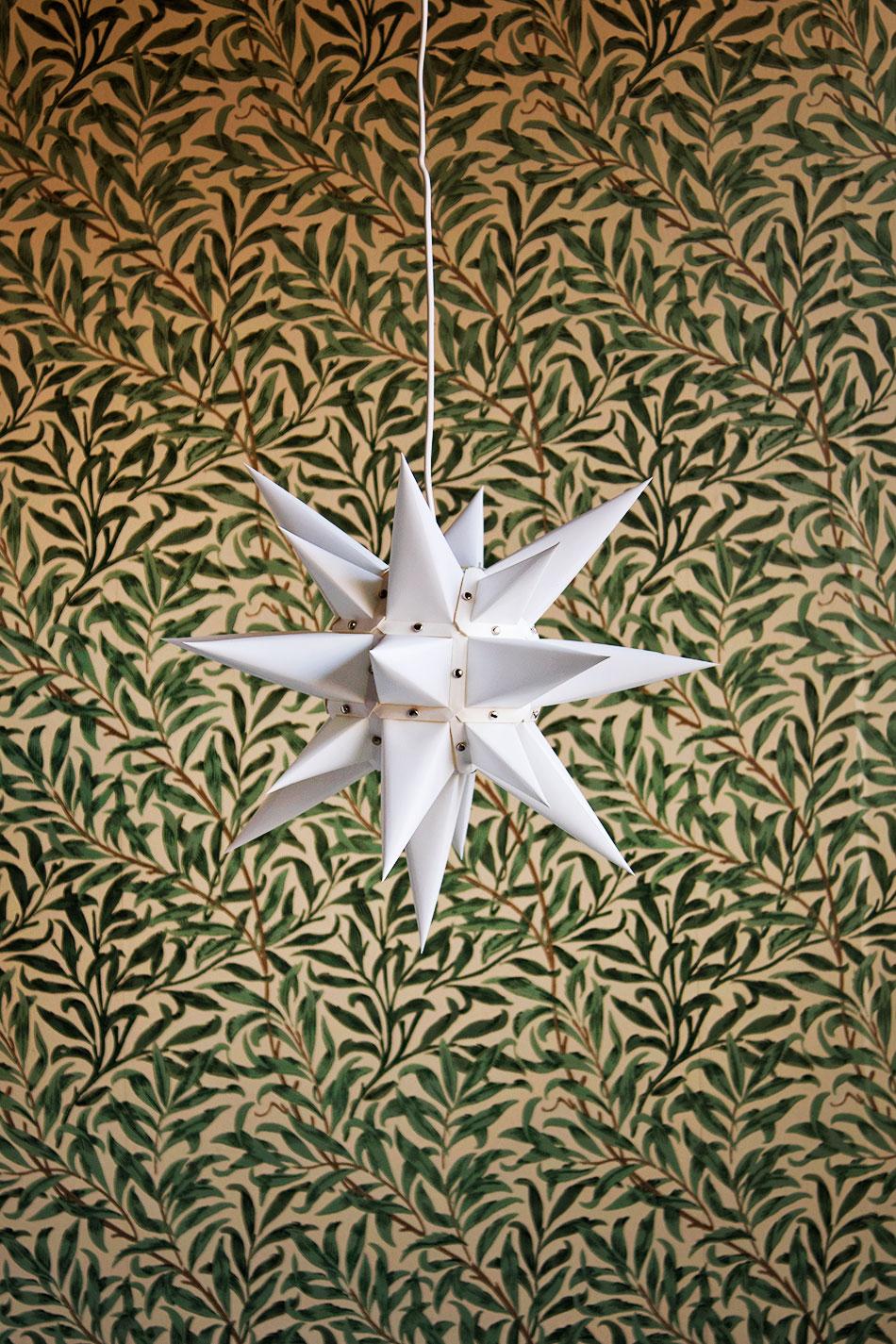 Moravia Star White 40cm
