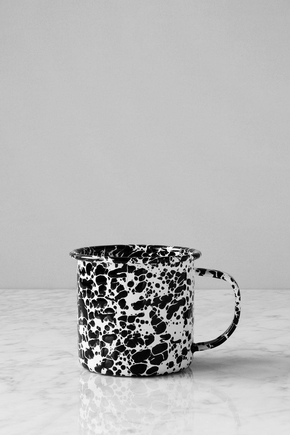 Kaffemugg Splatter