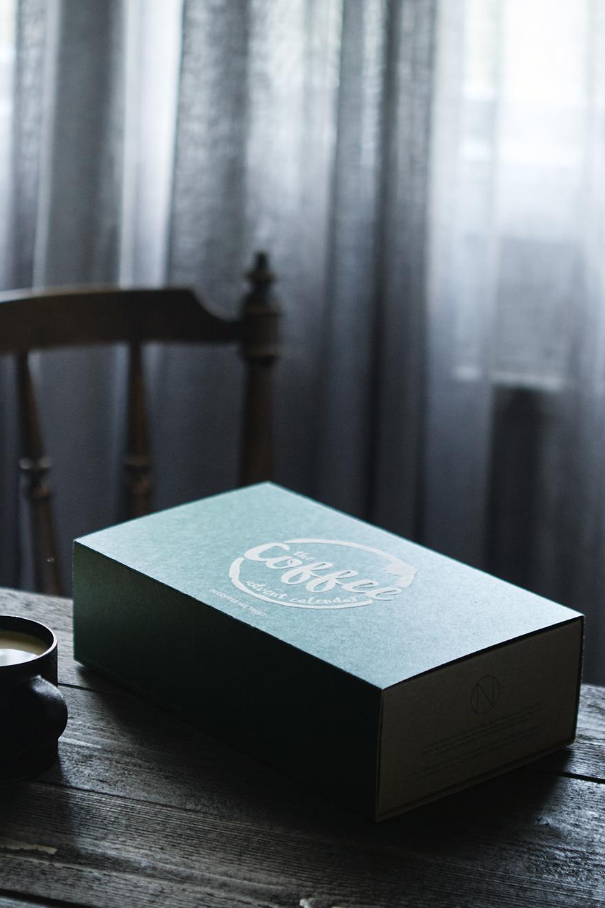 Kaffeadventskalendern(engelsk)  2018