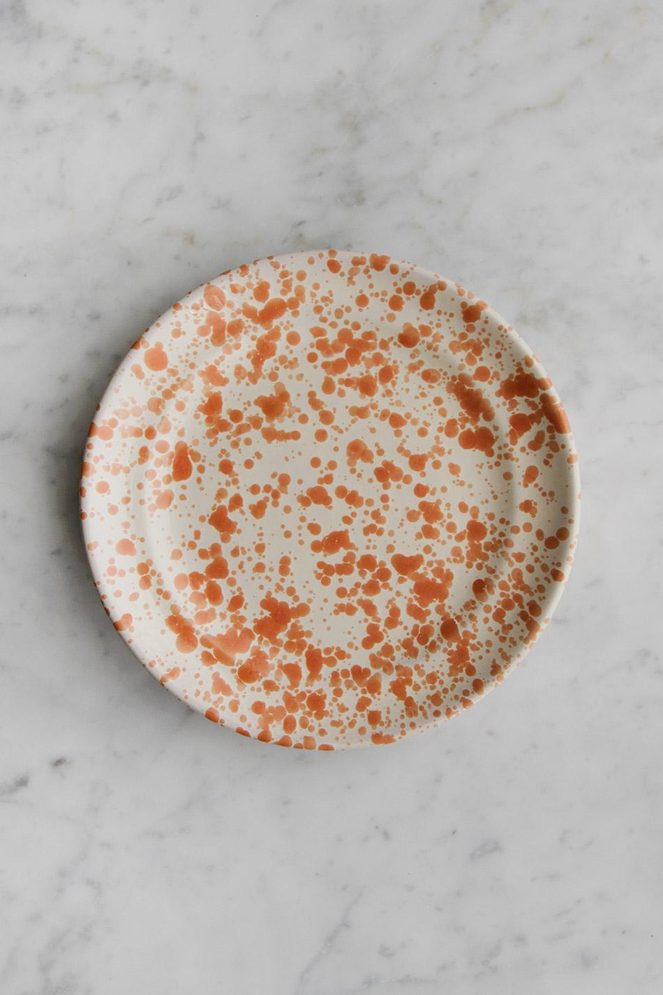 Assiett Spruzzi Arancio