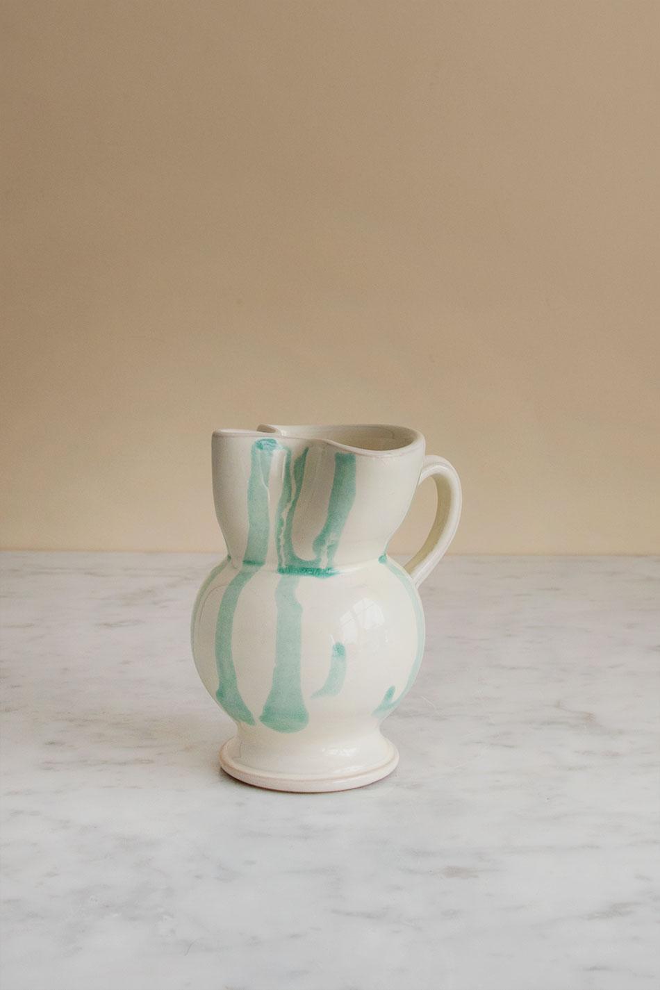 Mjölkkanna Abstract Verde
