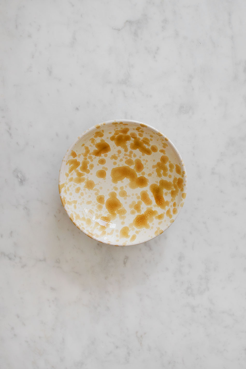 Frukostskål Spruzzi Ambra