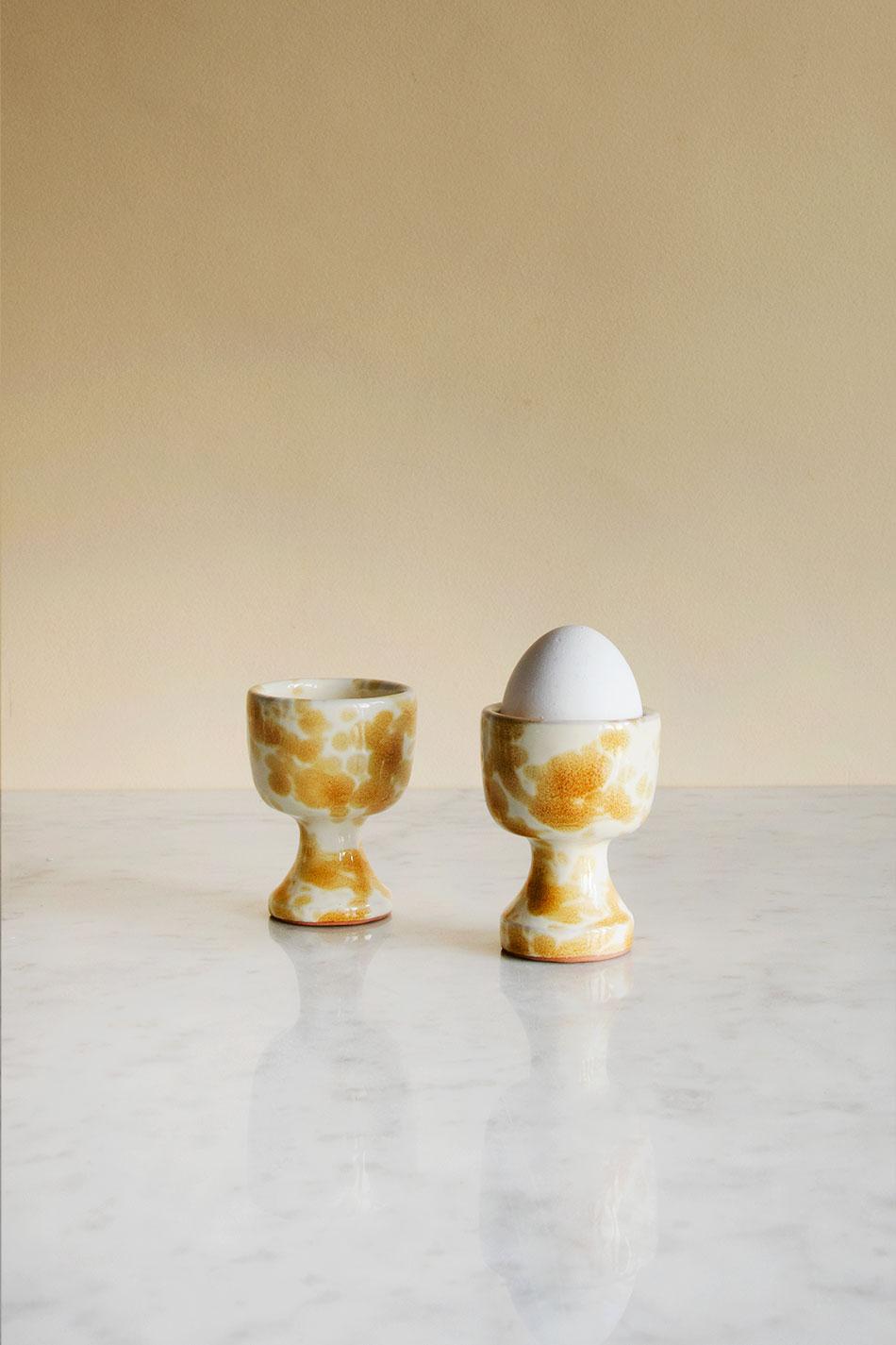 Äggkopp Spruzzi Ambra