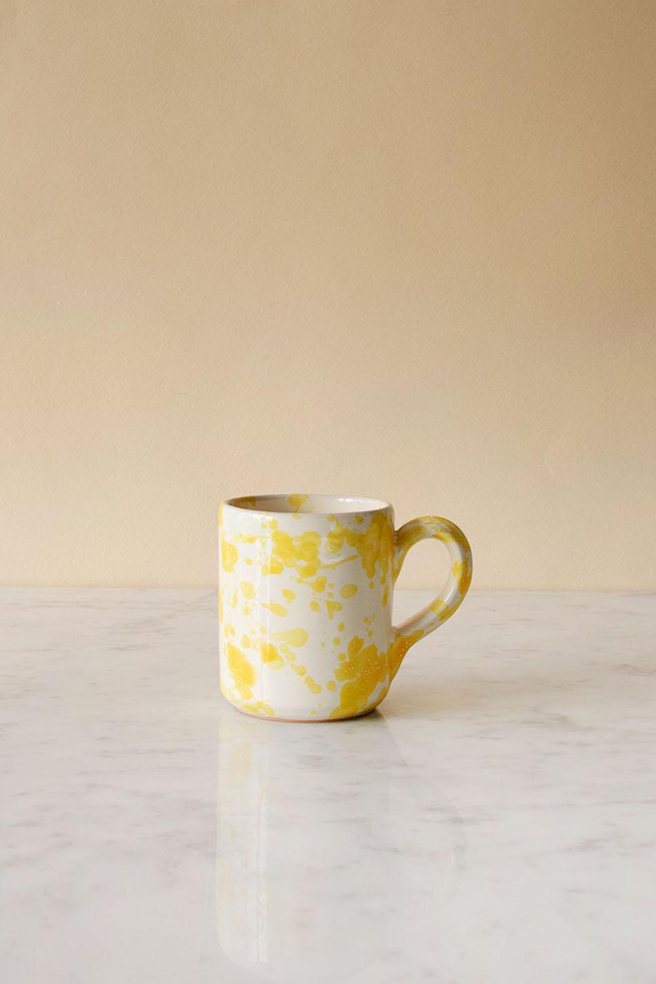 Kaffemugg Spruzzi Giallo