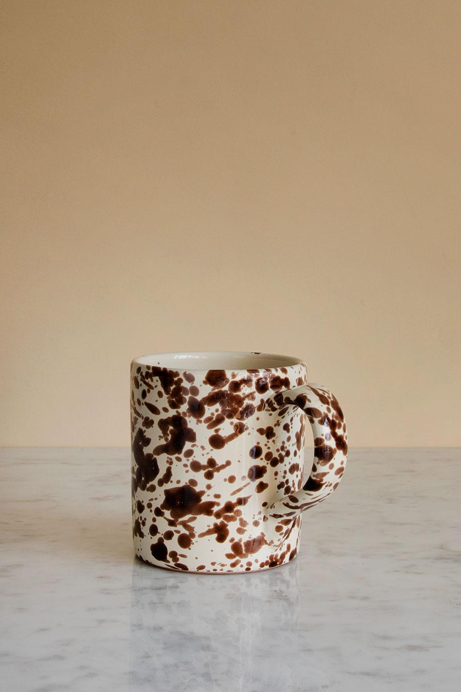 Lattemugg Spruzzi Cioccolato