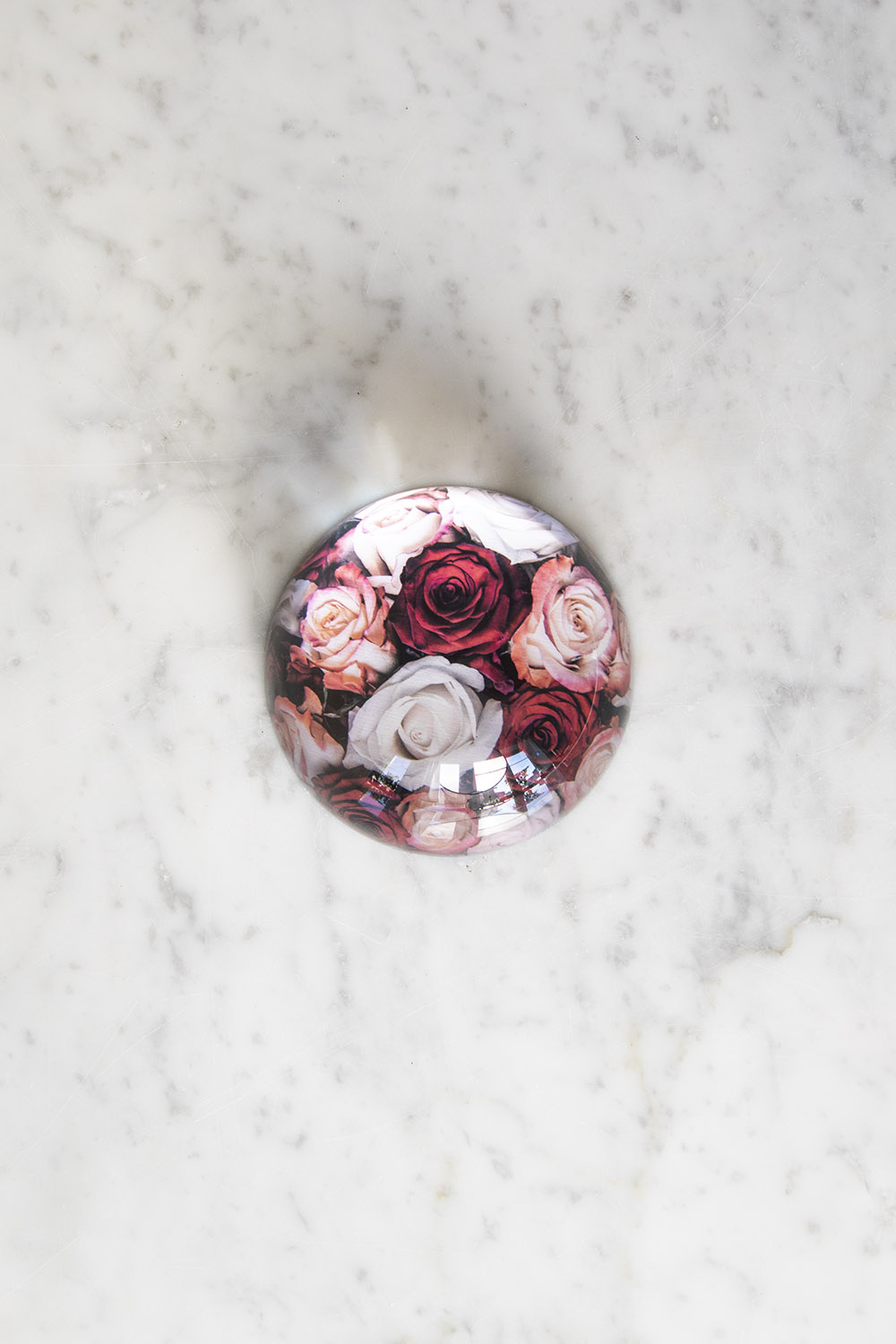 Amour Dome Paperweight