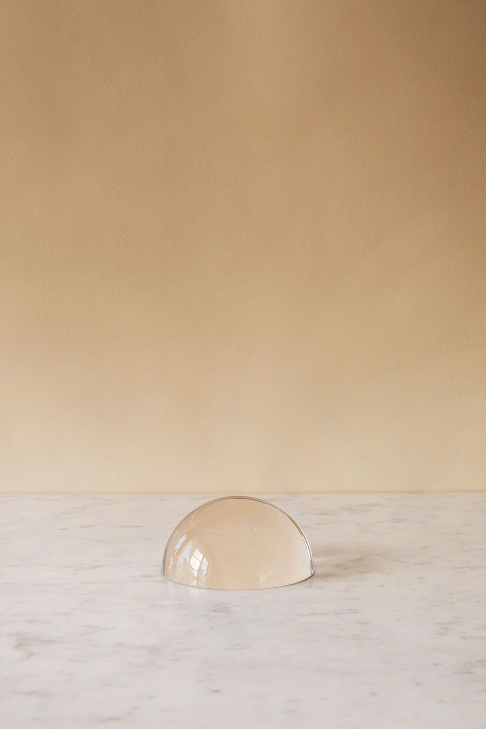 Dome Paperweight 11cm