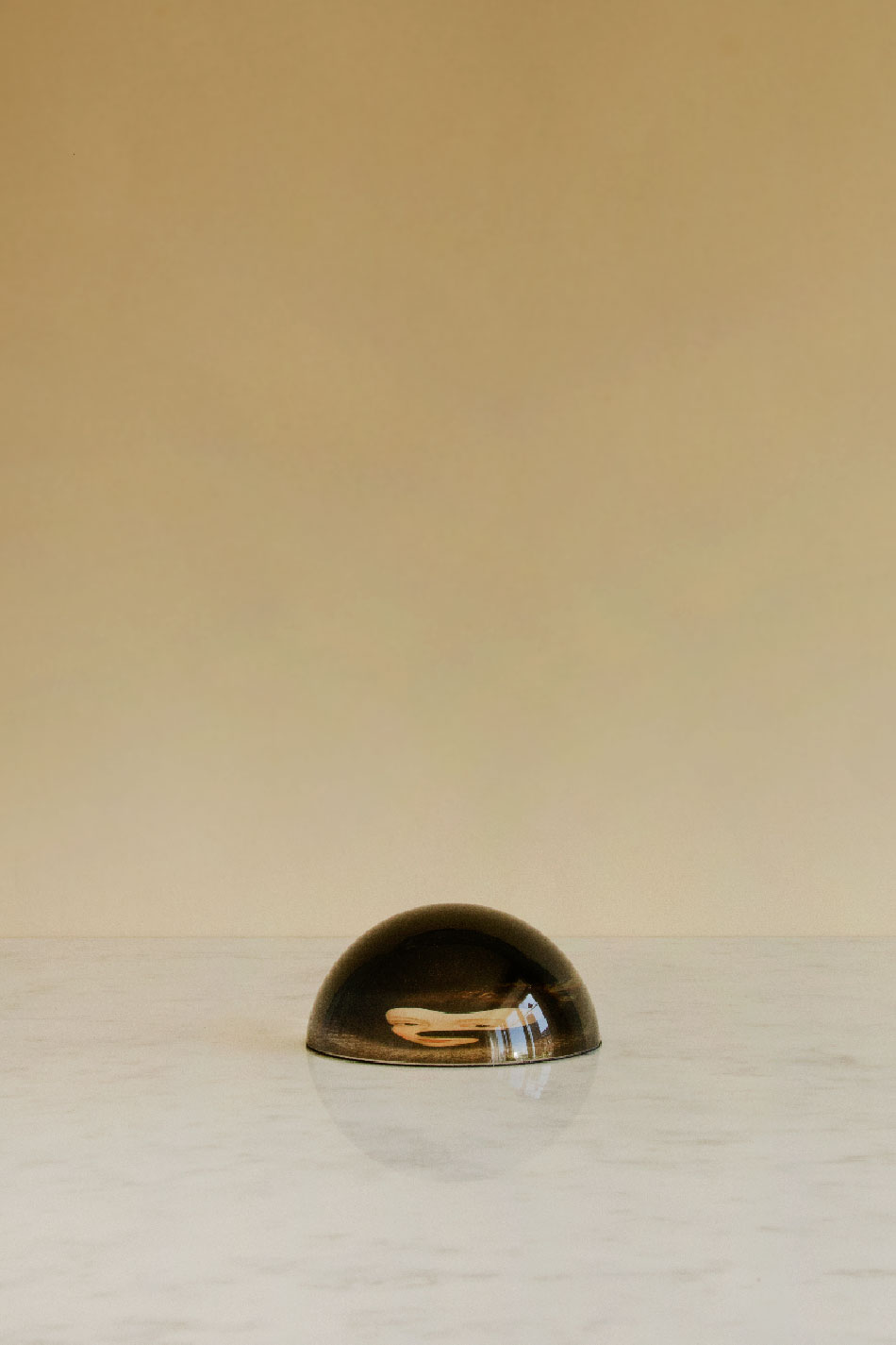 Les Mixures Dome Paperweight