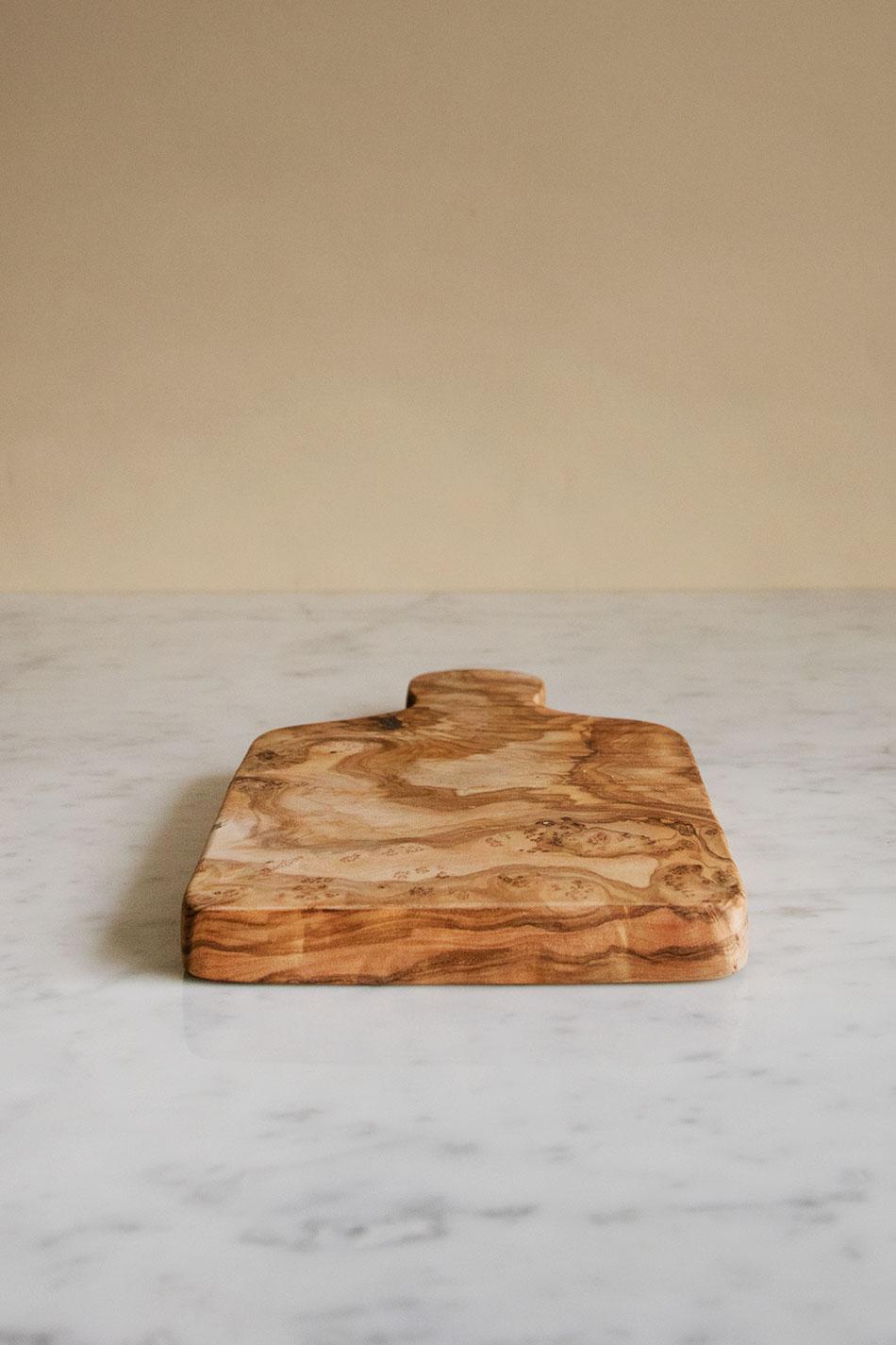 Parsley Board Olivträ M