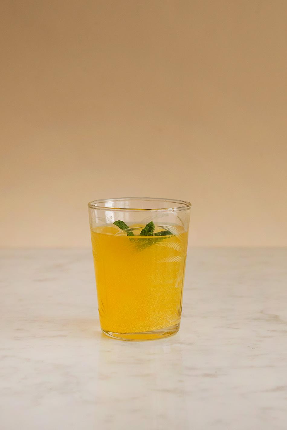 Palms Dricksglas