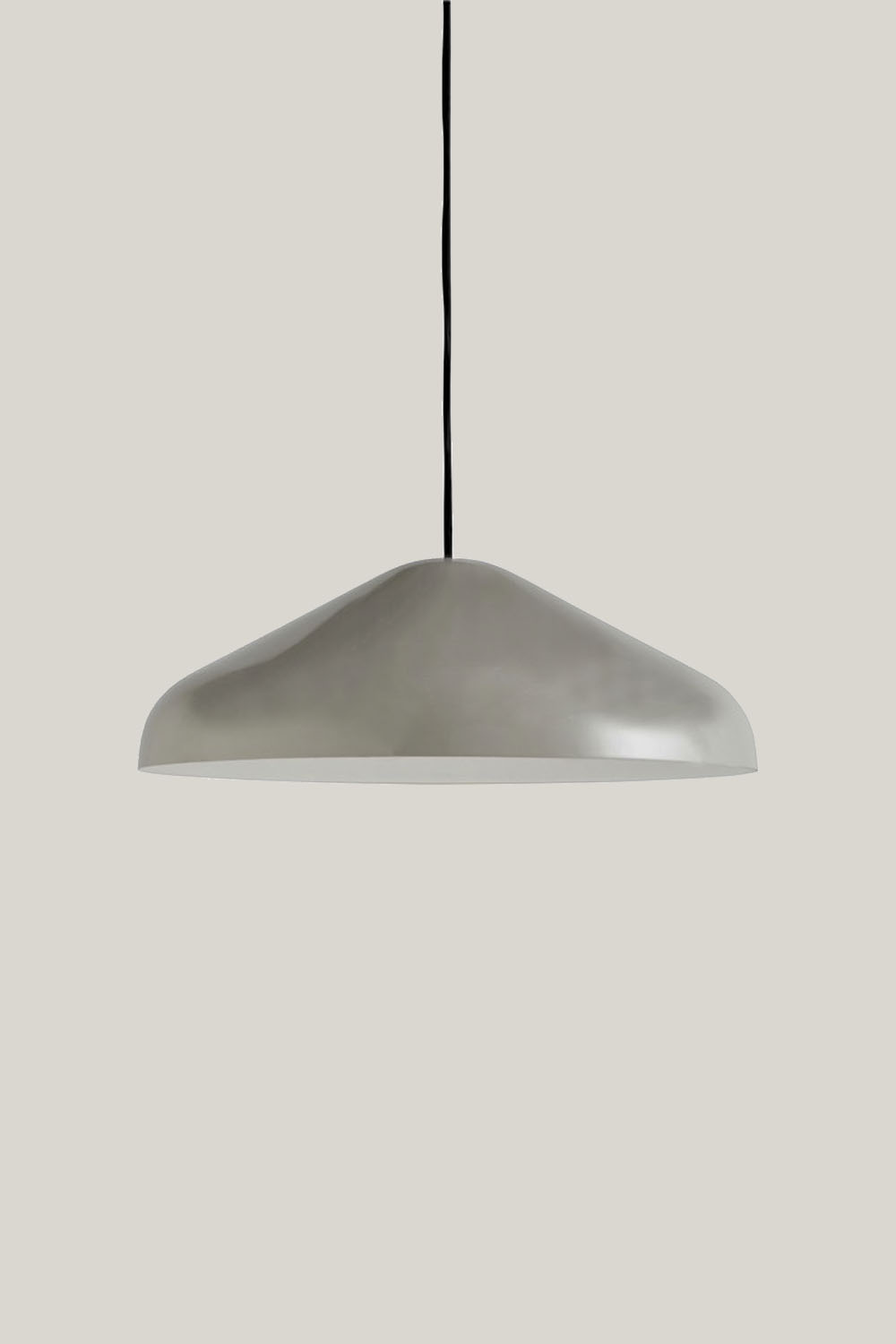 Pao Pendant Steel Cool Grey L Ø47