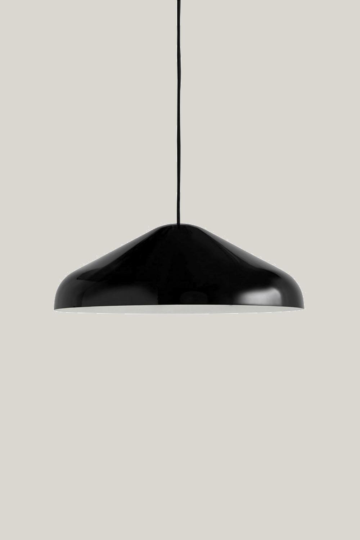 Pao Pendant Steel Soft Black L Ø47