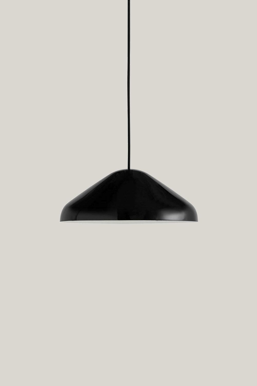 Pao Pendant Steel Soft Black M Ø35