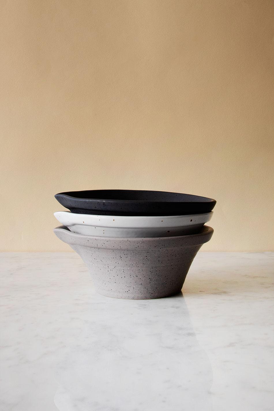 Peep Bowl Spilkum 20cm Black
