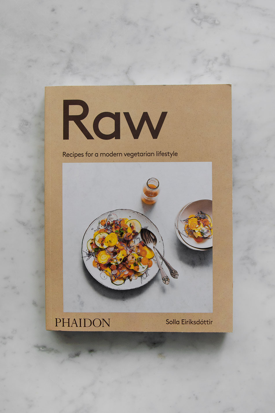 RAW - Modern Vegetarisk Mat