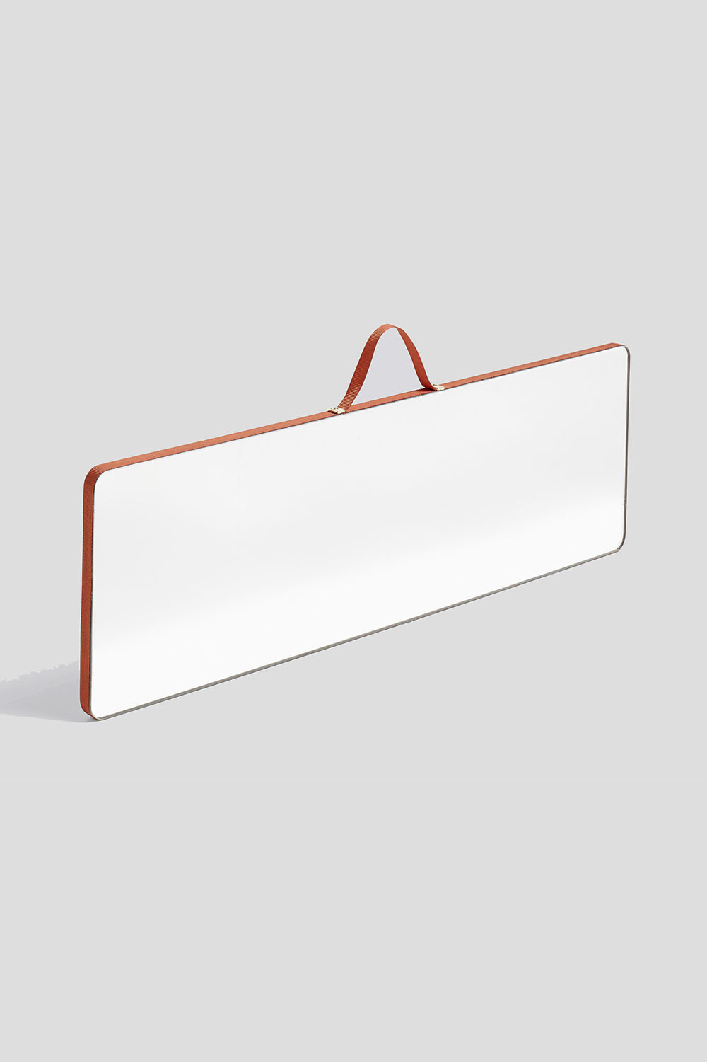 HAY Ruban Mirror Rectangular Red