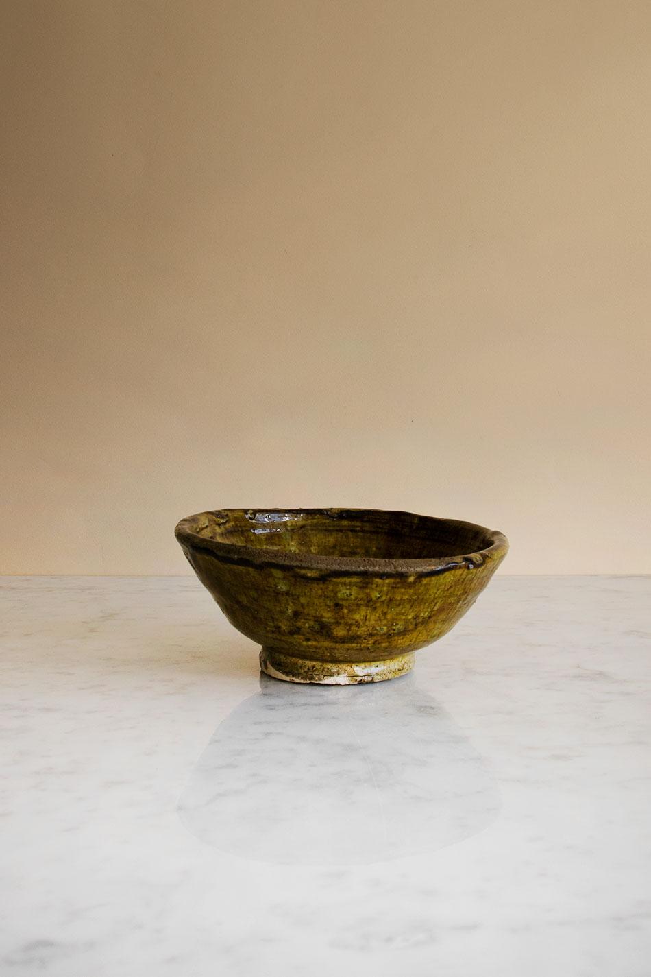 Sahara Bowl Yellow Small