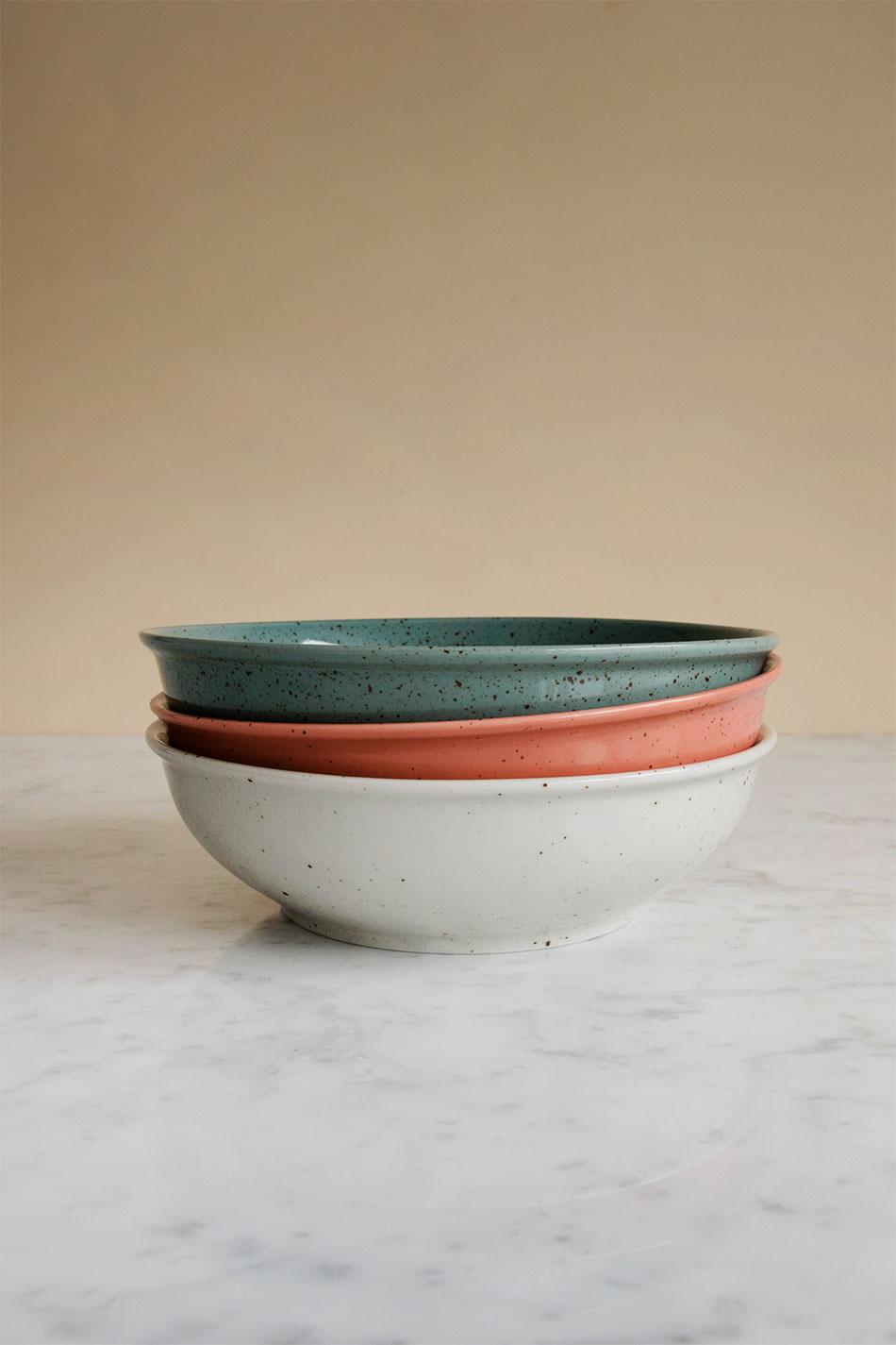 Salladskål Lifestyle Terracotta Ø 21cm