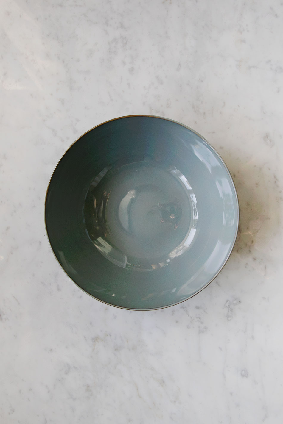 Salad Bowl Smokey Blue