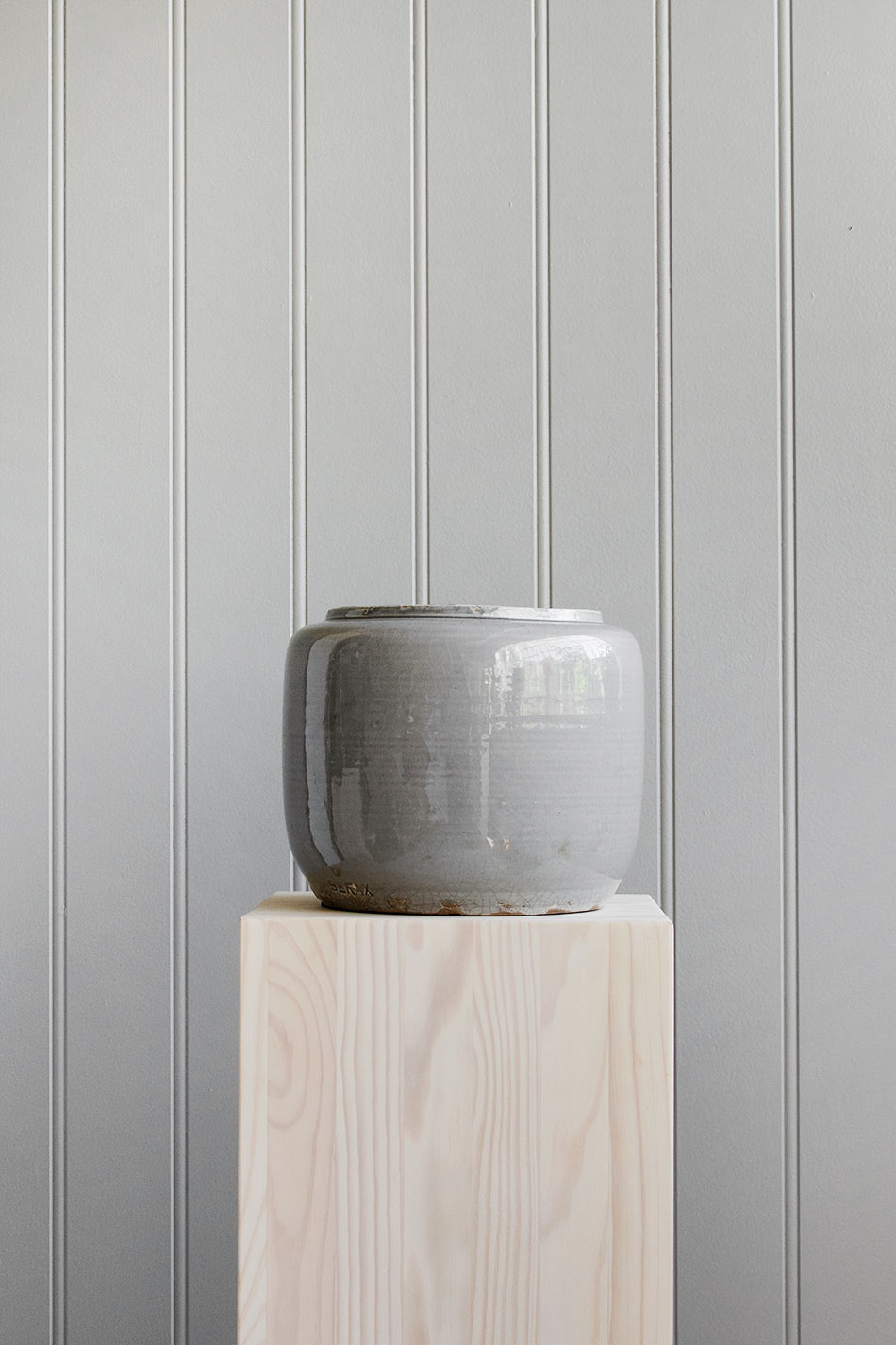 Custa Pot Grey Small