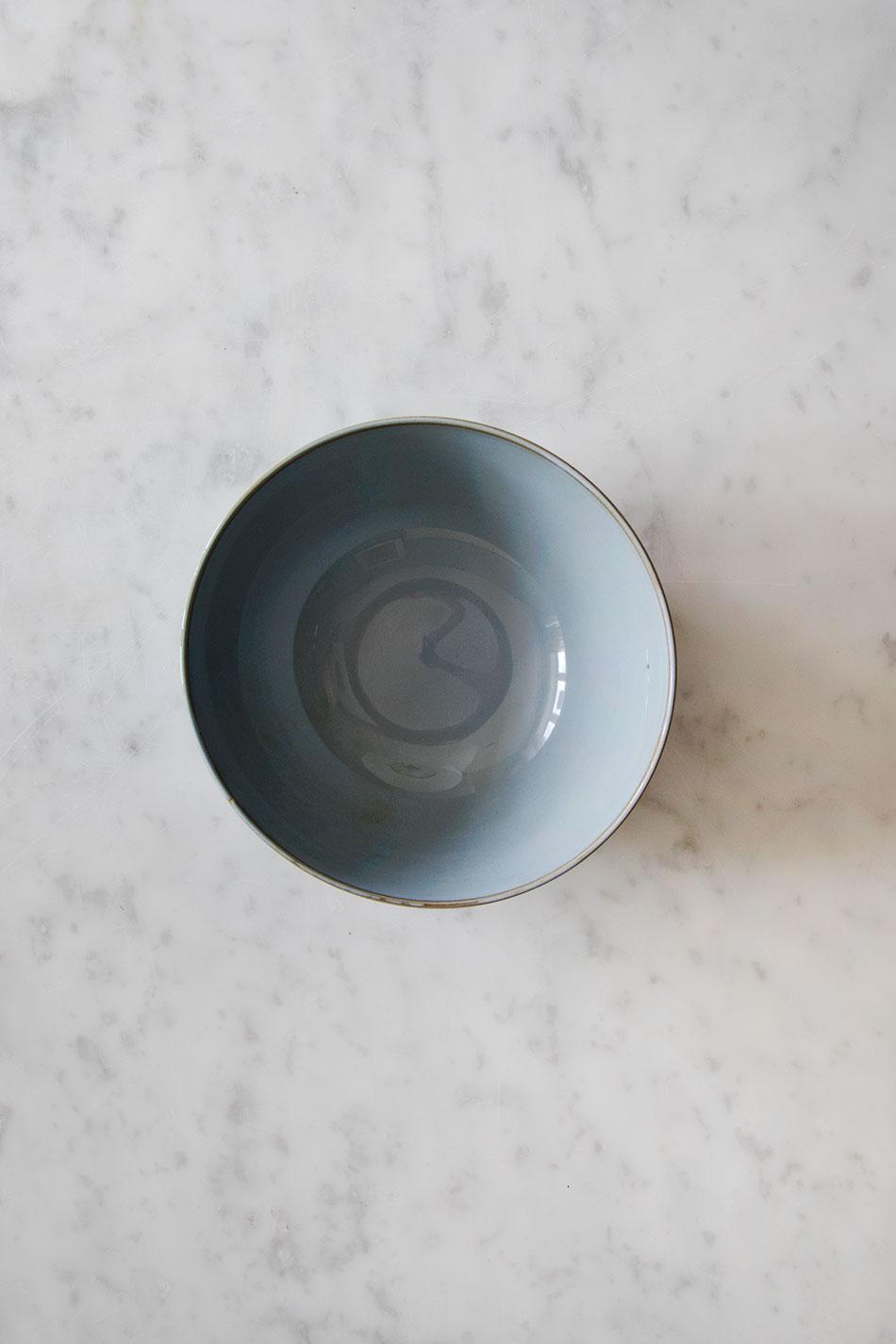 Le Cadere Frukostskål Smokey Blue