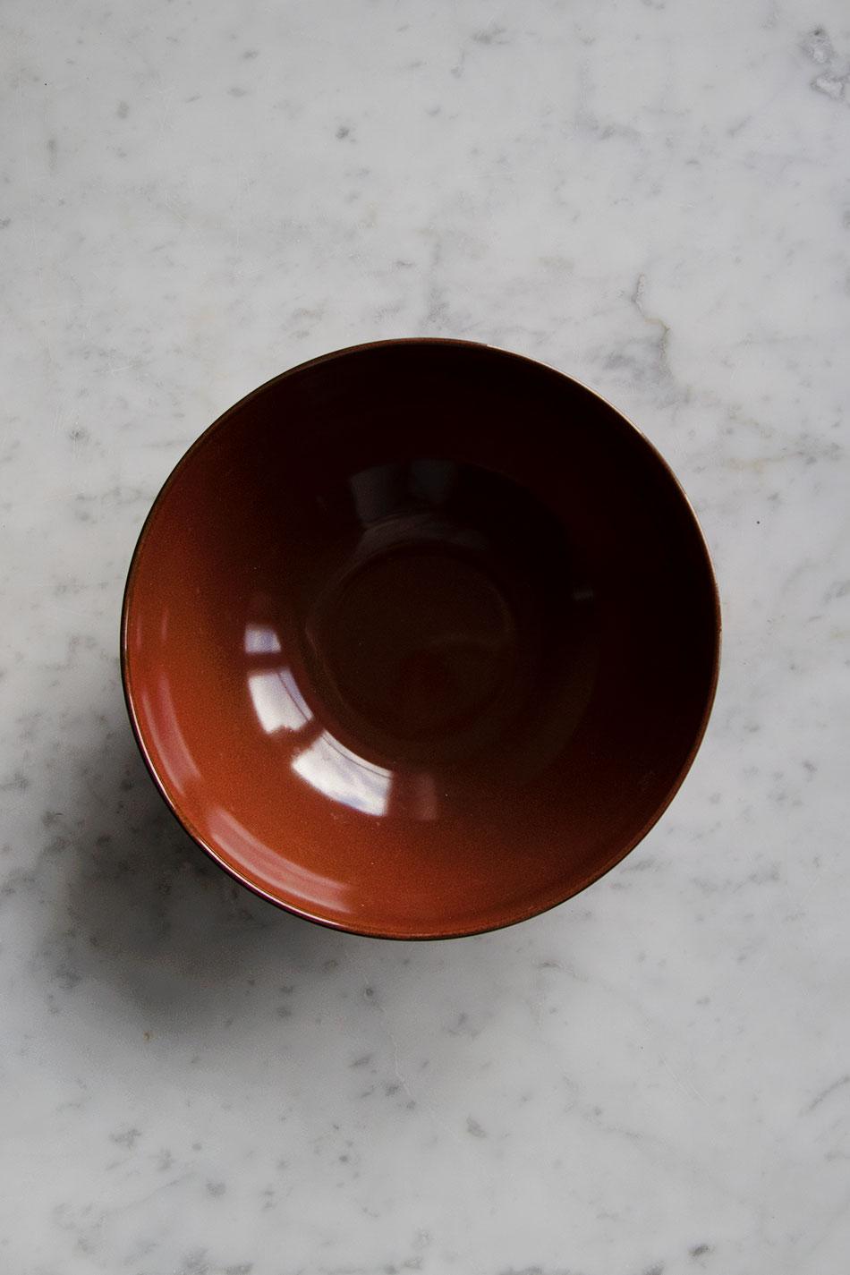 Le Cadere Pastaskål Rust