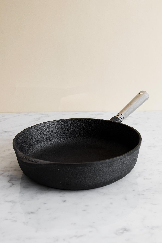 Stekpanna Rak Kant i Gjutjärn 25 cm