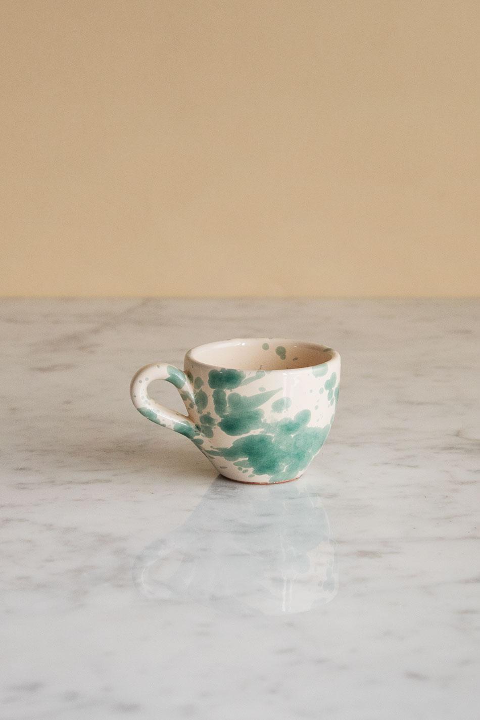 Espressokopp Spruzzi