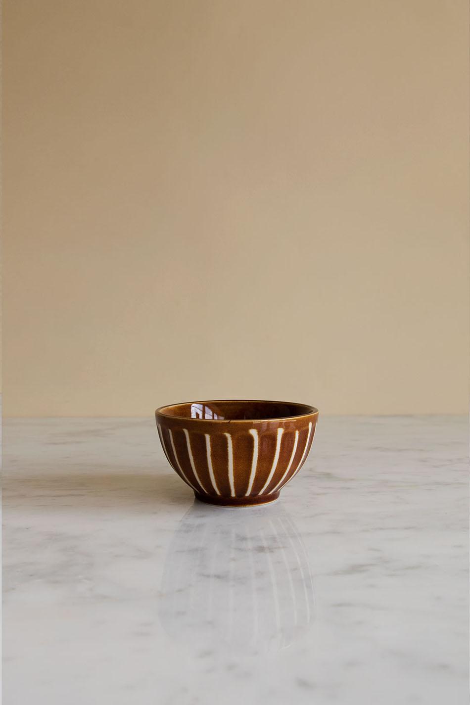 Kyoto Striped bowl