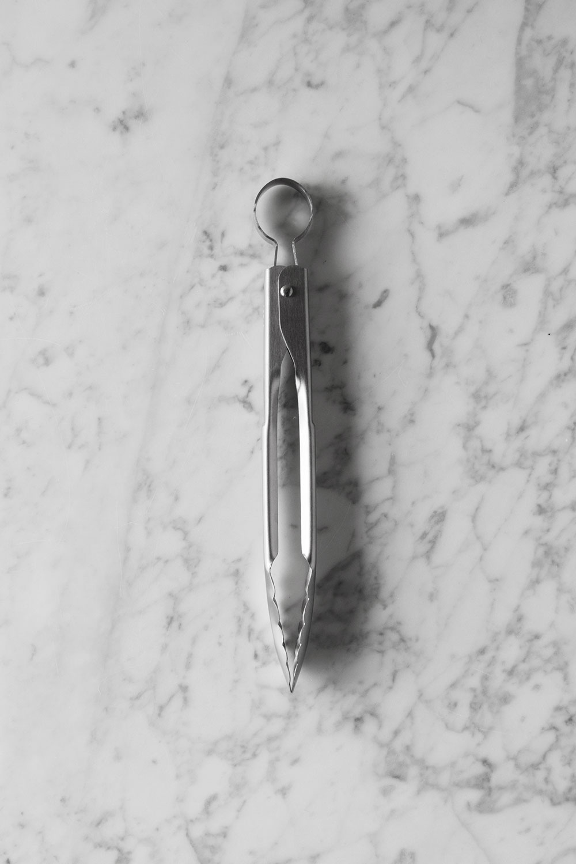 Tång i Rostfritt Stål 17,8 cm