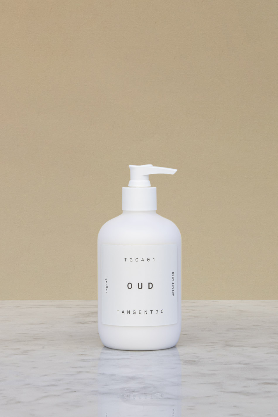 Organic Body Lotion Oud