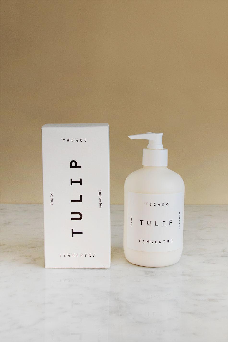 Organic Body Lotion Tulip