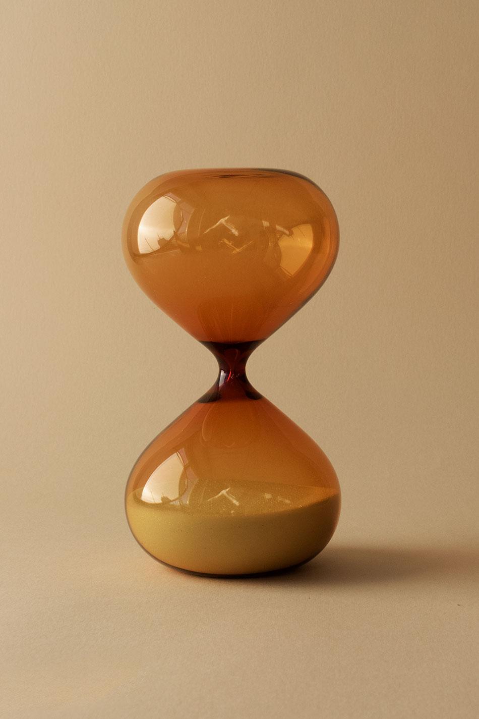 Timglas Amber 30 min