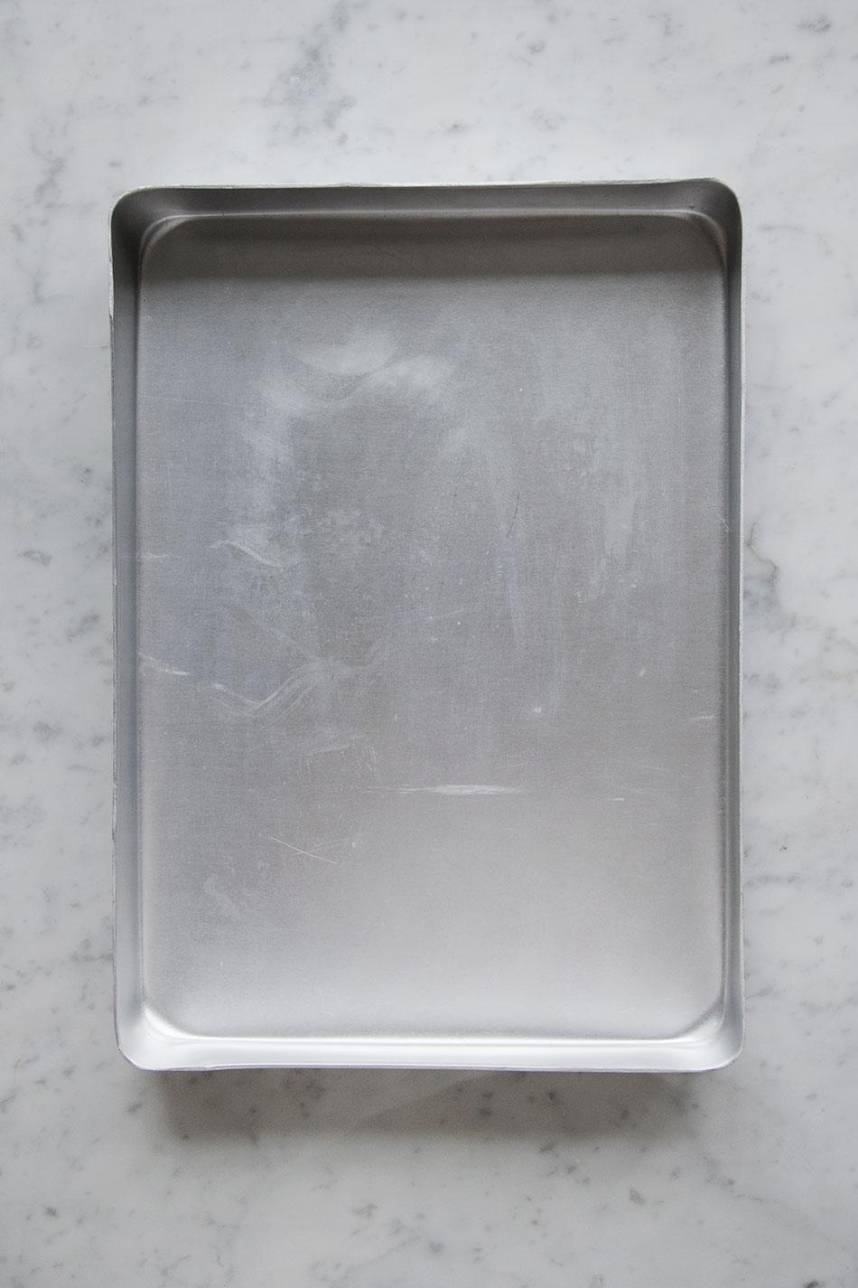 HAY Aluminium Tray