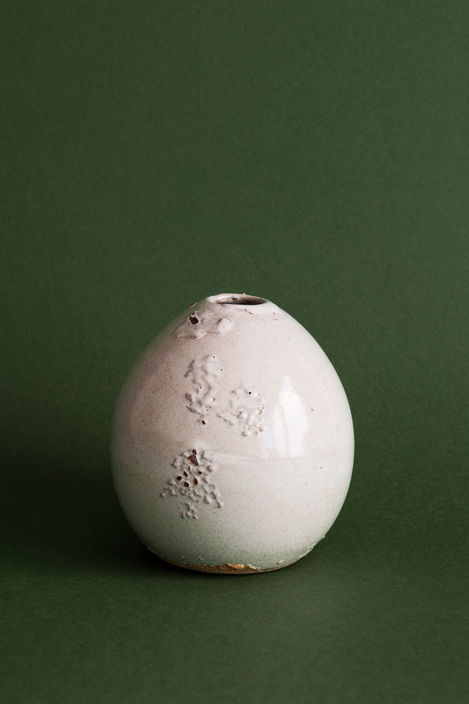 Petty Vase Farao White