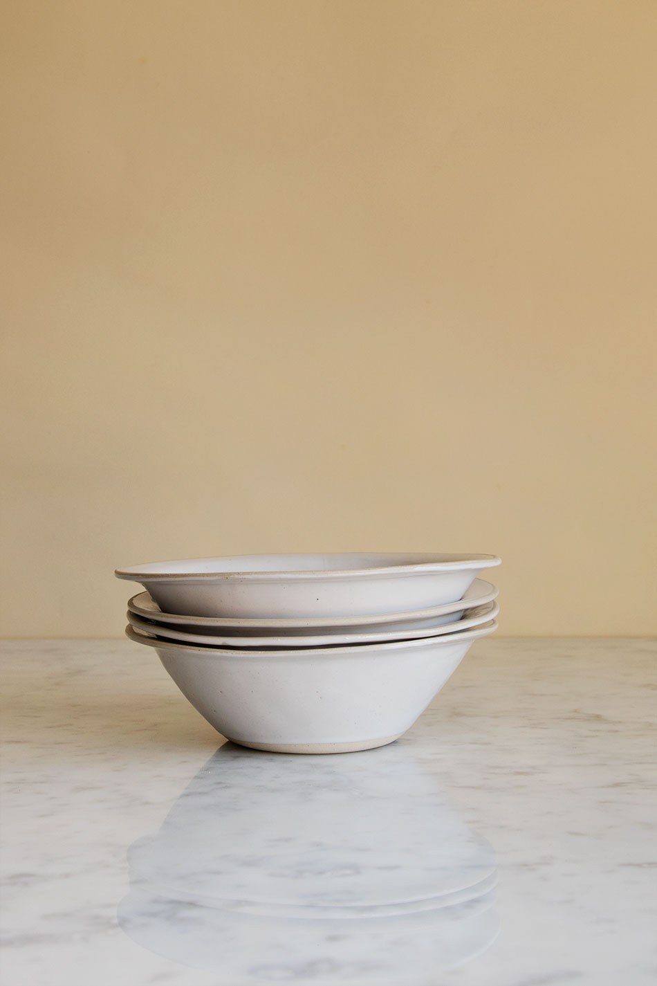 Pudding Bowl Wonki Ware Vit