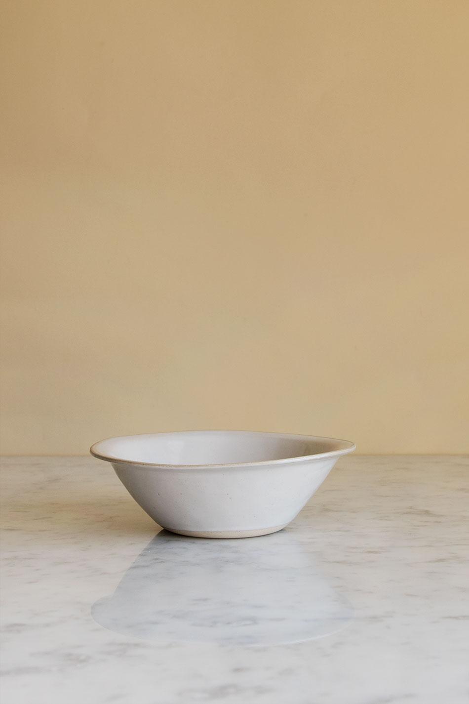 Pudding Bowl Wonki Ware Vit