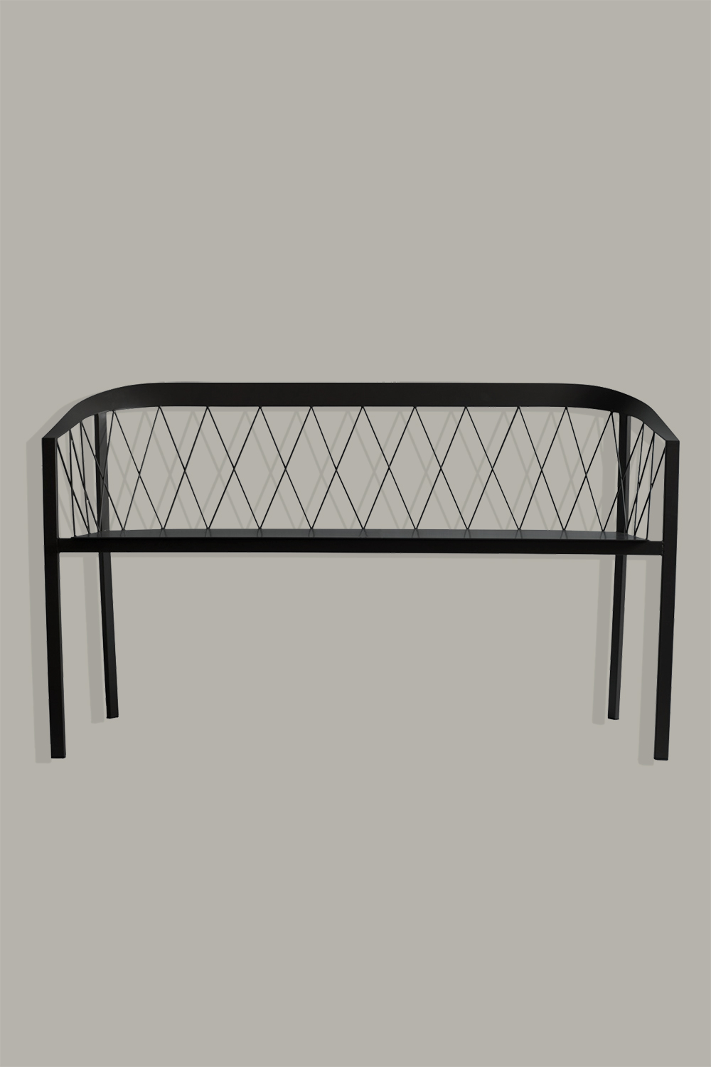 Our Bench Net Black