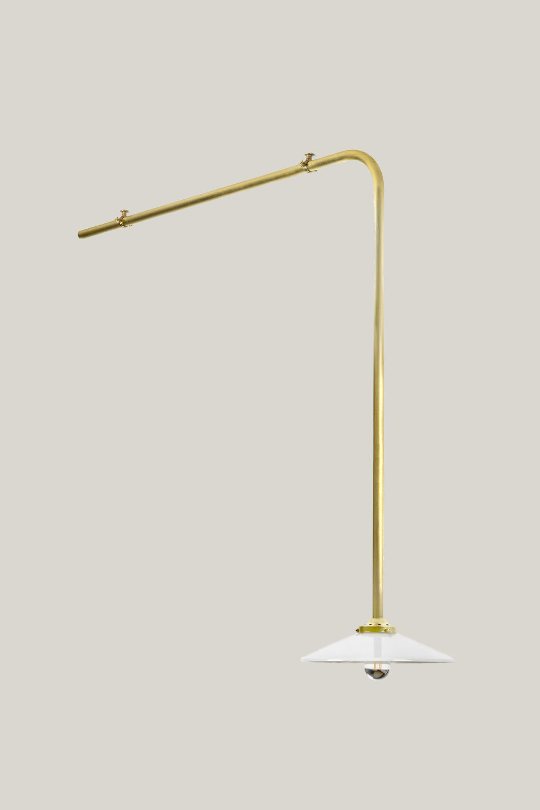 Ceiling Lamp N°1 Brass
