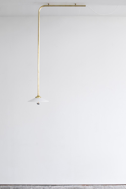 Ceiling Lamp N°2 Brass