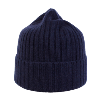 Knitted Beanie Navy