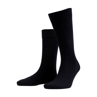 True Ankle Sock Black