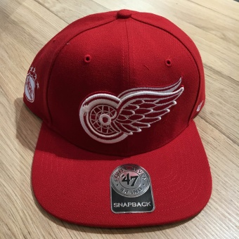 Detroit Red Wings Red
