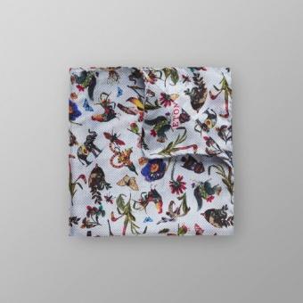 Pocket Square Multiprint