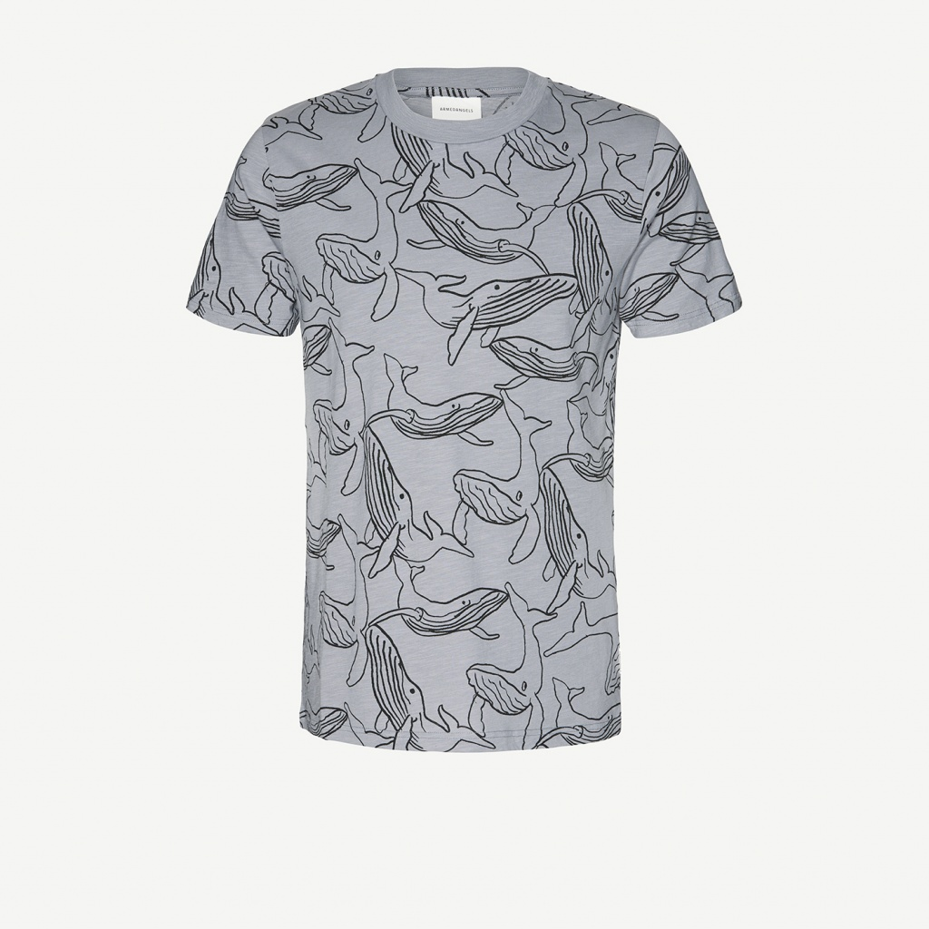 Jamie Whales - Neutral Grey