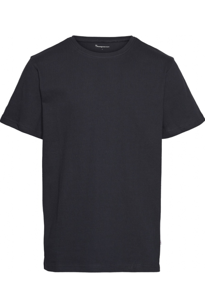 O-neck Tee - Total Eclipse - L