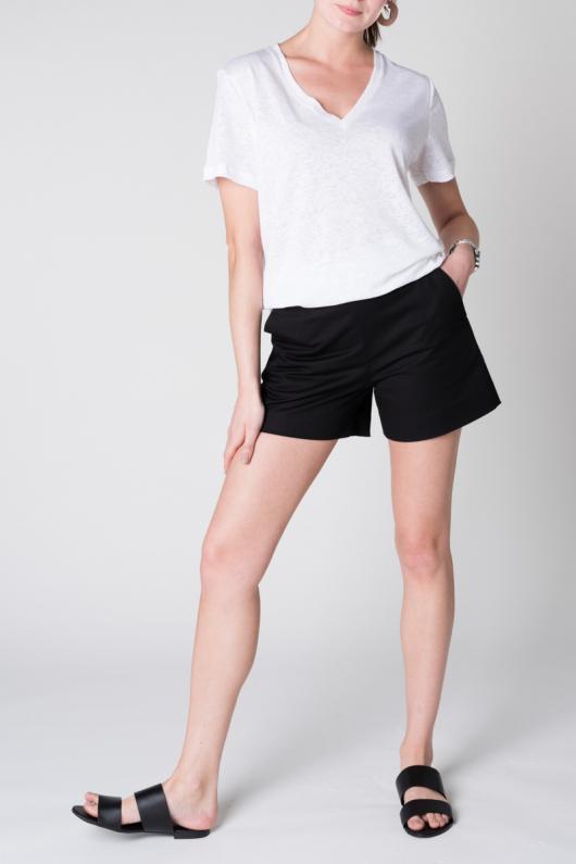 T-Shirt Vector - White - L