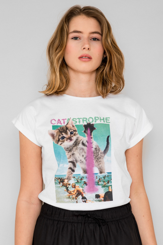 T-shirt Visby Catastrophe - XS