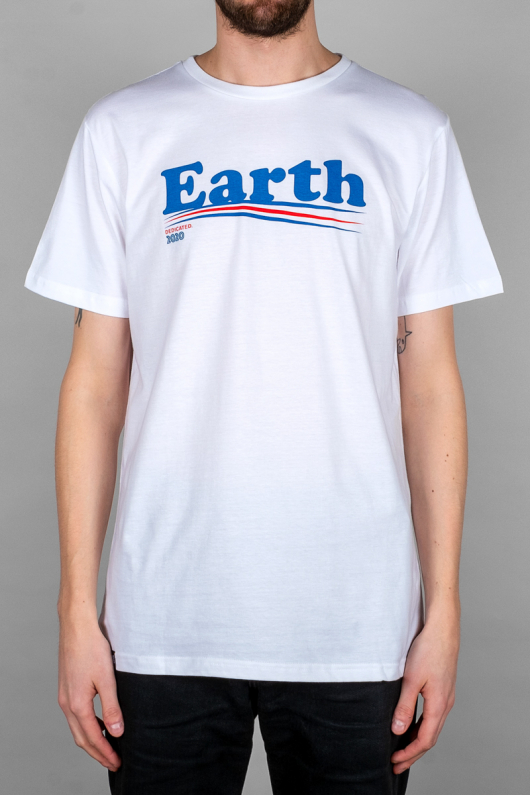 T-shirt Stockholm Vote Earth - XL